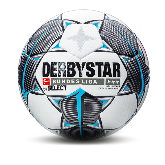 6059682b7 The new Bundesliga match ball from Derbystar by SELECT